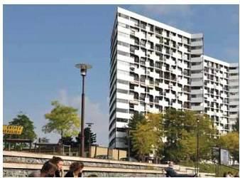 Rénovation énergétique de 180 logements collectifs