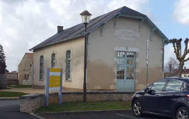 Rénovation énergétique de la salle communale de Montreuil