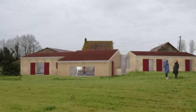 Rénovation d'une longère en maison d'habitation